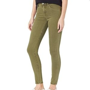 [BLANKNYC] The Great Jones Olive Skinny Pants
